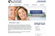 Plans For Seniors Website